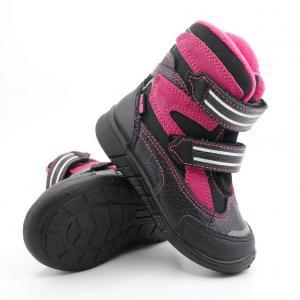 Zimná detská obuv Protetika Maron Black
