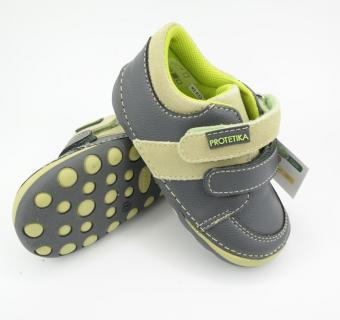 Detské barefoot topánky Protetika Kleo Green