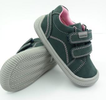 Detské barefoot topánky Protetika Lars Grey