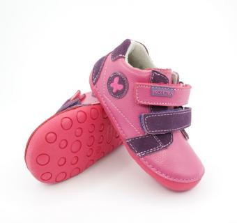 Detské barefoot topánky Protetika VALERY