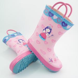 Detské gumáky Wink BD11417 Pink