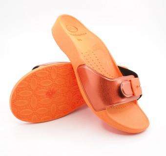 Šľapky SCHOLL SUN biomechanics Orange