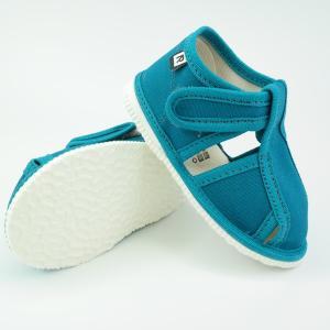 Detské papuče RAK 10015 - Petrolejová