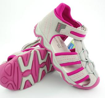 Detské sandále Protetika Ralf Lila