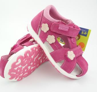 Detské sandálky Protetika Violet Fuxia