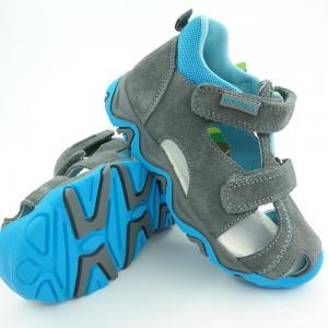 Detské sandálky Protetika Sparky Grey
