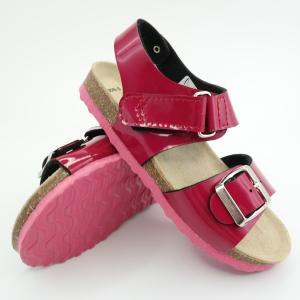 Detské sandále Protetika ORS T 97 vzor 20 - Malinová