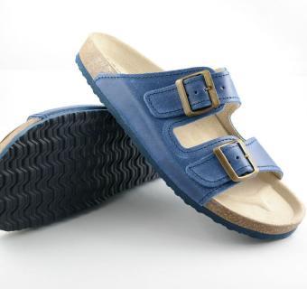 Šľapky Protetika ORS T 18 Walker modré - pánske