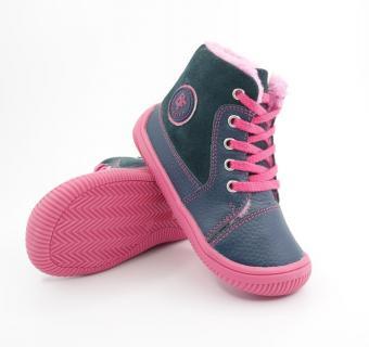 Zimná detská obuv Protetika Amis Fuxia
