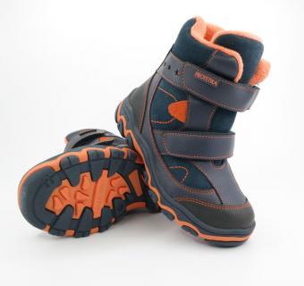 Zimná detská obuv Protetika Storm Orange