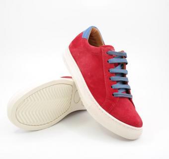 Detské tenisky Froddo G4130067-3 RED