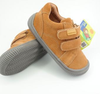 Detské barefoot topánky Protetika Lars Beige