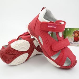 Sandálky Protetika Aris Red