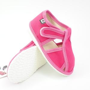 Detské papuče RAK 10015 - Cyklámenová