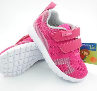 Detské tenisky Protetika Lugo Pink