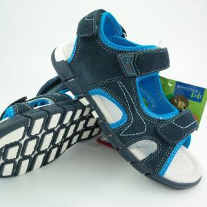 Detské sandálky Protetika Sven Denim