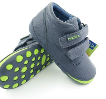 Detské barefoot topánky Protetika Bery