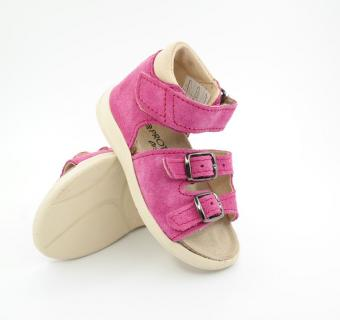 Detské sandále Protetika ORS T 72 ružové
