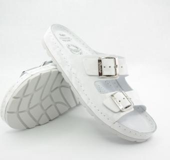 Batz dámske zdravotné šľapky Zorka camouflage white
