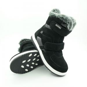 Zimná detská obuv Protetika Melany Black