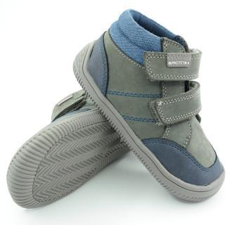 Detské barefoot topánky Protetika Atlas