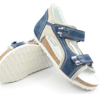 Detské sandále Protetika ORS T 32 Rimini modré