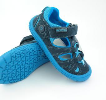 Detská letná obuv Protetika Bard Navy