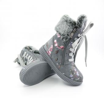 Zimná detská obuv Protetika Kaja Grey