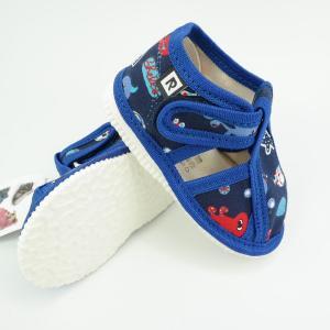 Detské papuče RAK 100015 - Modré more