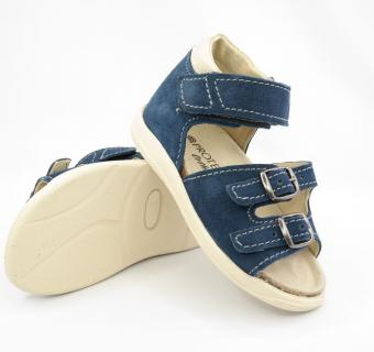 Detské sandále Protetika ORS T 72 tmavo-modré