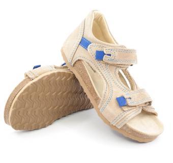 Detské sandále Protetika ORS T 32 Rimini béžové