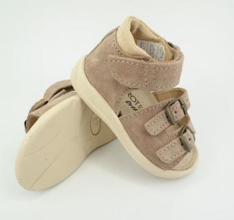 Detské sandále Protetika ORS T 72 hnedé