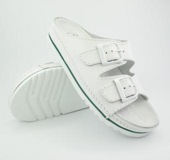 Zdravotná obuv Scholl, AIR BAG Nublimed U, Biela