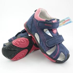 Sandálky Protetika Laris Fuxia