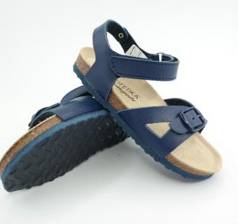 Detské sandále Protetika ORS T 99 vzor 21 - Modrá