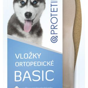 Pánske ortopedické vložky do topánok Protetika - koža