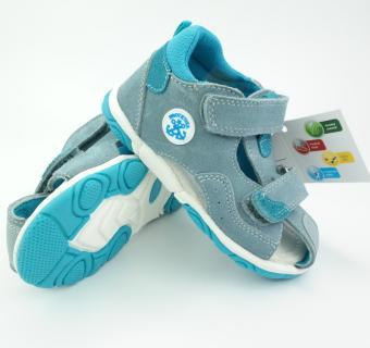 Detské sandálky Protetika Monty Blue