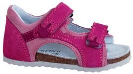 16a88572a046 Destké sandále Protetika ORS T 32 Rimini ružové