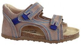 30866140f Destké sandále Protetika ORS T 32 Rimini béžové