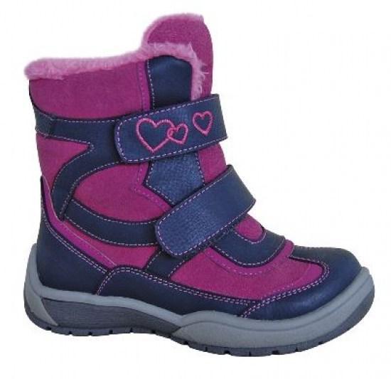 43d386ae8 Zimná detská obuv Protetika BESY - Zimná obuv pre deti - Topánočky.eu